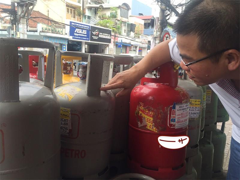 Rối tung vì quản lý gas kiểu… quản lý heo! - ảnh 1