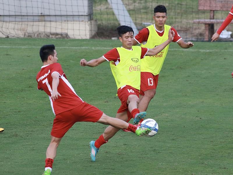 HLV Park Hang-seo và canh bạc AFF Cup - ảnh 1