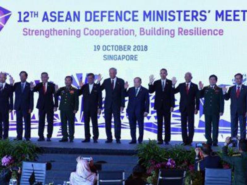 ASEAN thông qua luật va chạm trên không - ảnh 1