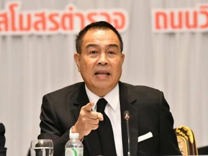 Chưa đá AFF Cup, LĐBĐ Thái Lan đã 'trảm' quan chức - ảnh 1