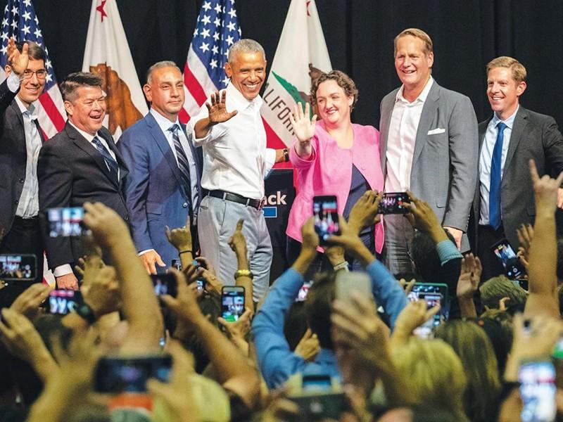 Bầu cử giữa nhiệm kỳ Mỹ: Thế trận ở Quận Cam - ảnh 1
