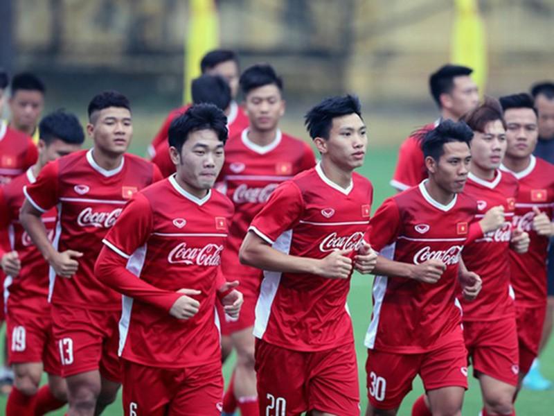 Đội tuyển Việt Nam nỗ lực đến giờ chót - ảnh 1