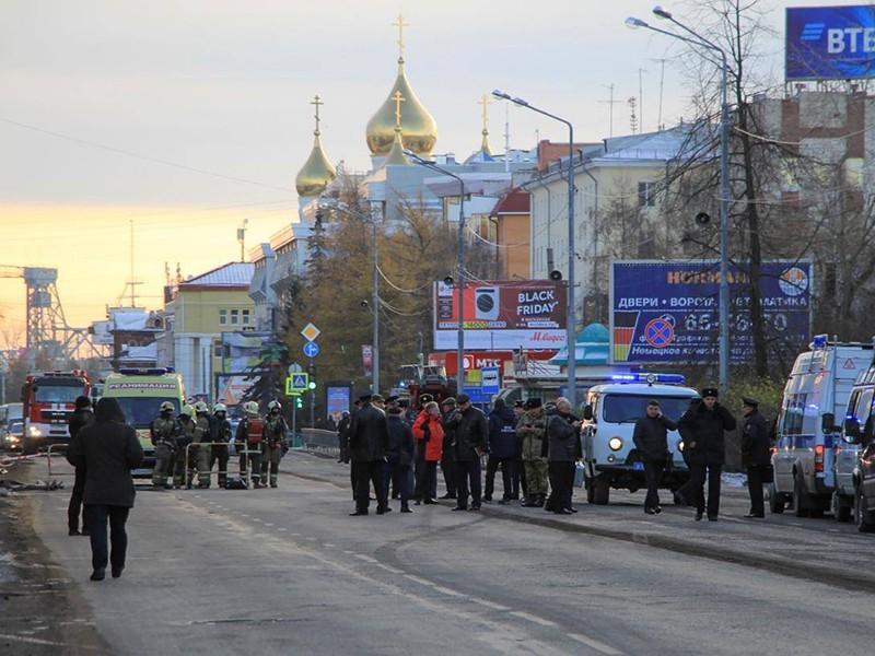 Đánh bom khủng bố tại cơ quan an ninh Nga - ảnh 1