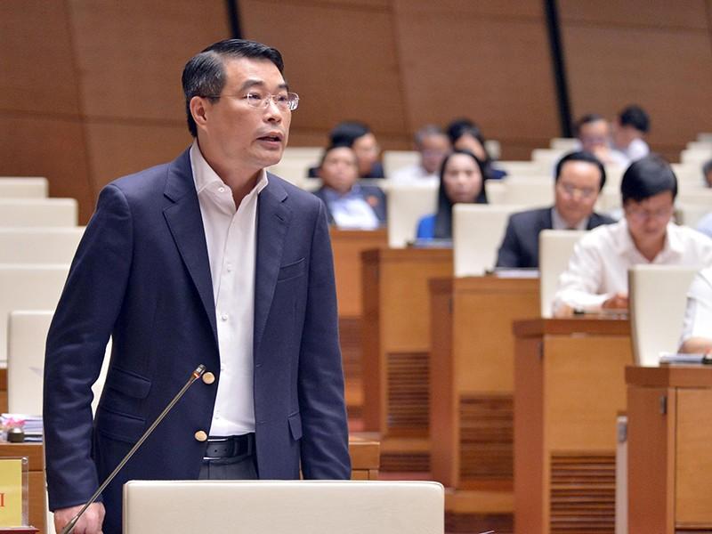 Thống đốc Lê Minh Hưng trả lời 4 vấn đề nóng - ảnh 1