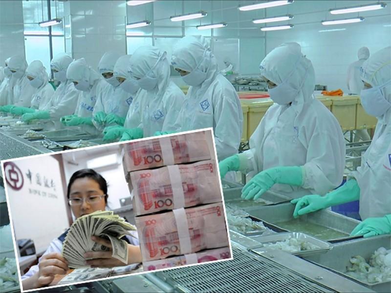 Giá nhân dân tệ xuống thấp tác động đến Việt Nam ra sao?  - ảnh 1