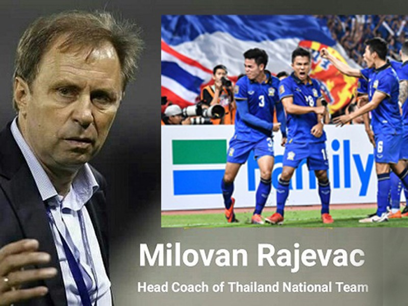 HLV Rajevac sẽ bị trảm nếu Thái Lan không vô địch - ảnh 1