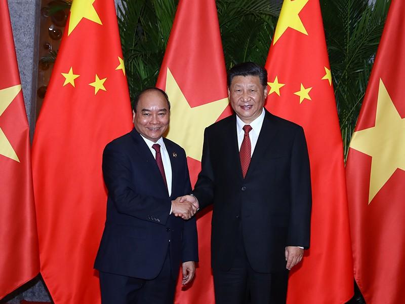 Thủ tướng đề nghị tạo điều kiện cho hàng Việt vào Trung Quốc - ảnh 1