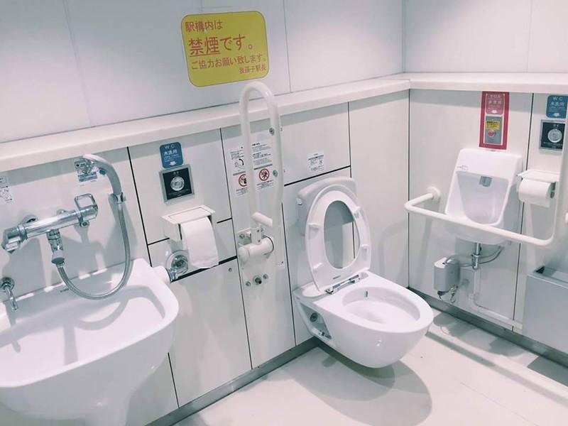 Hiệp hội Nhà vệ sinh: Chuyện nghiêm túc, thiết thực! - ảnh 1