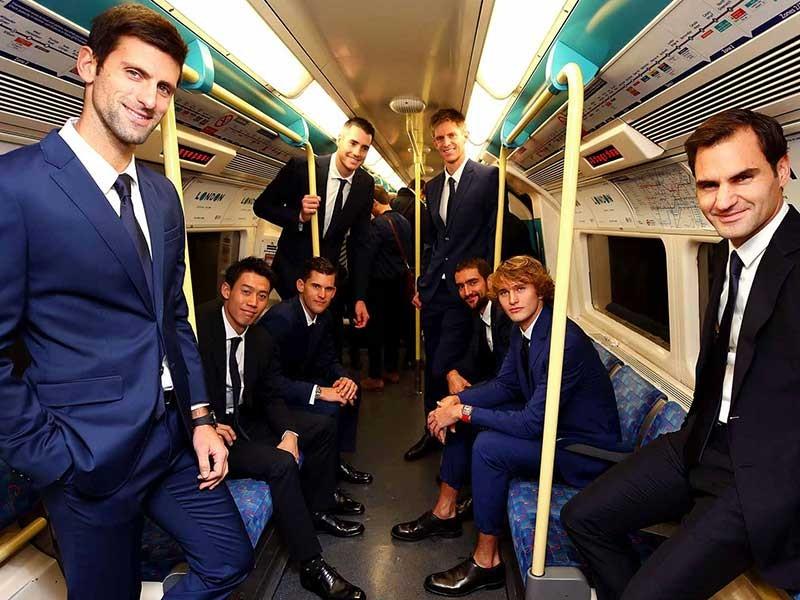 Djokovic trên 'kèo' Federer - ảnh 1