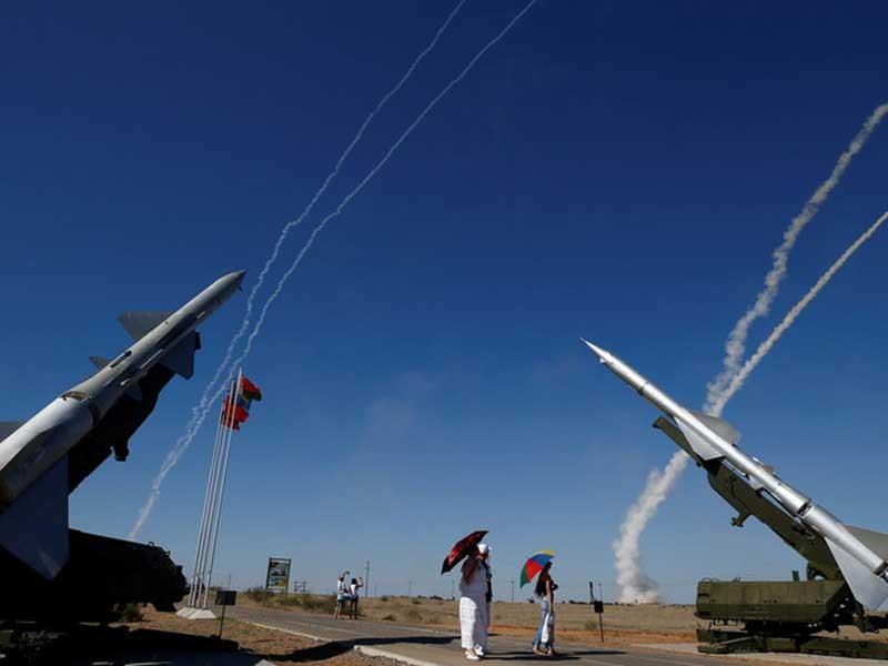 Syria khó cản cuộc tấn công của Israel - ảnh 1