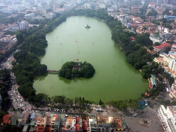 Điều chỉnh cục bộ quy hoạch chung thủ đô Hà Nội - ảnh 1
