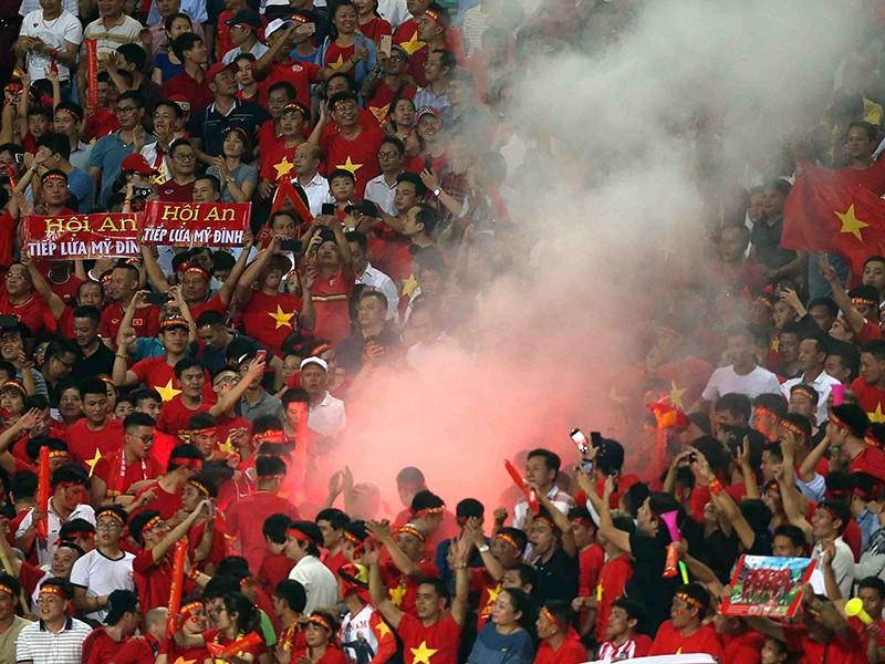 Việt Nam - Malaysia (2-0): Ngạo nghễ vượt qua nỗi ám ảnh! - ảnh 3