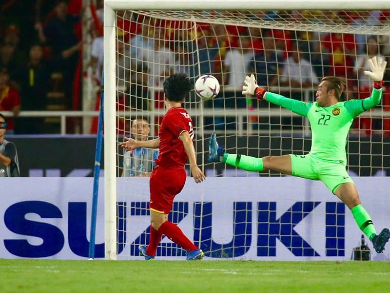 Việt Nam - Malaysia (2-0): Ngạo nghễ vượt qua nỗi ám ảnh! - ảnh 1