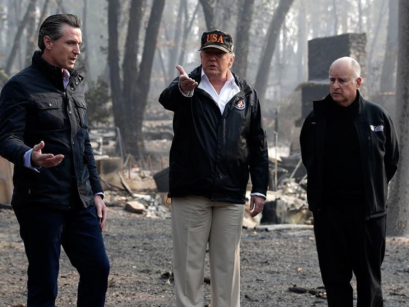 Cháy rừng California: Vì sao số người chết quá nhiều? - ảnh 1