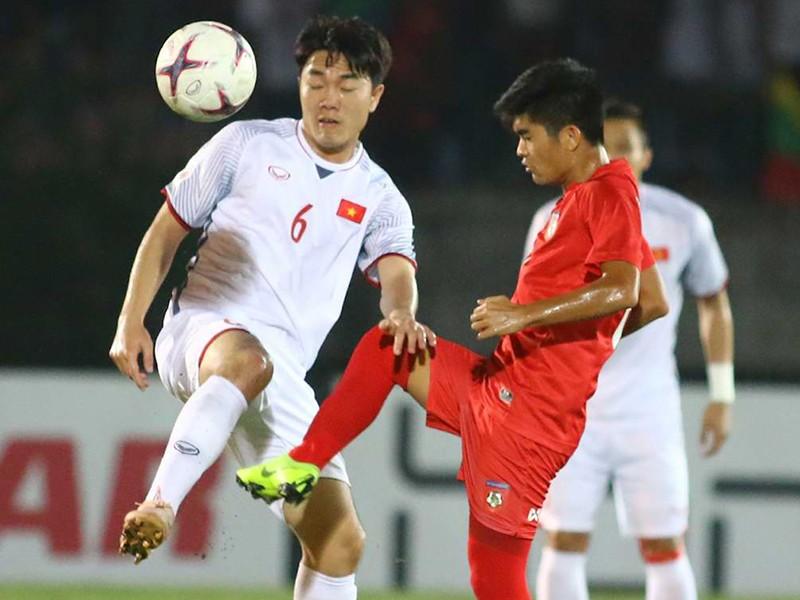 Myanmar - Việt Nam (0-0): Nuối tiếc! - ảnh 1