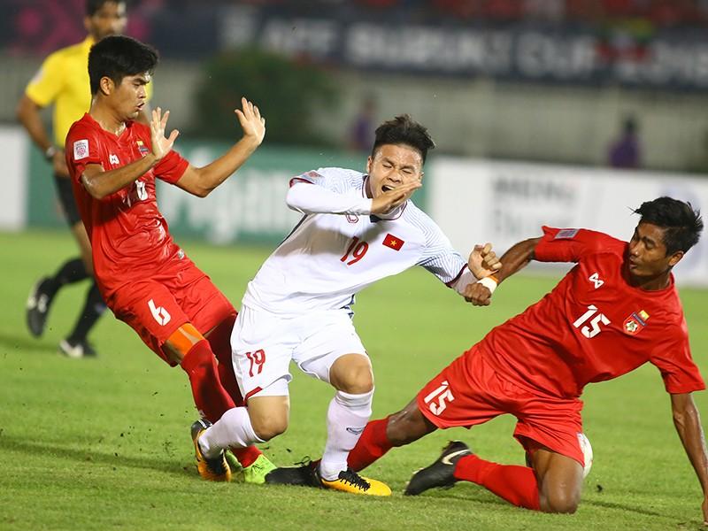 Myanmar - Việt Nam (0-0): Nuối tiếc! - ảnh 2