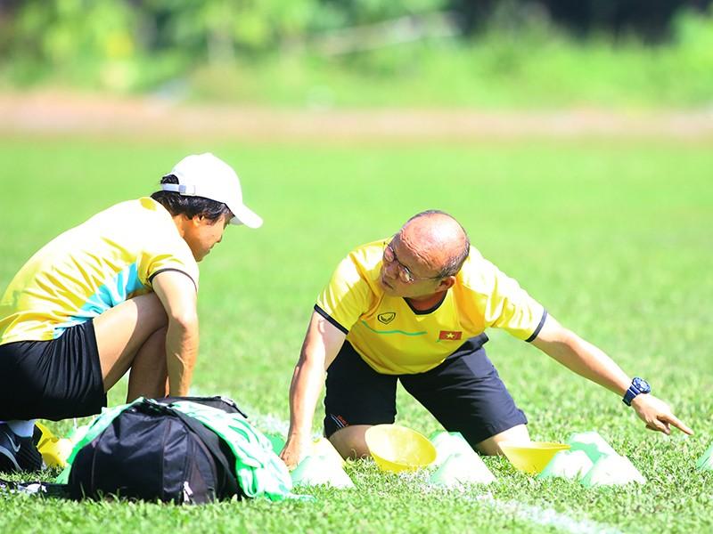 Hòa Myanmar làm gãy toan tính của HLV Park Hang-seo - ảnh 2