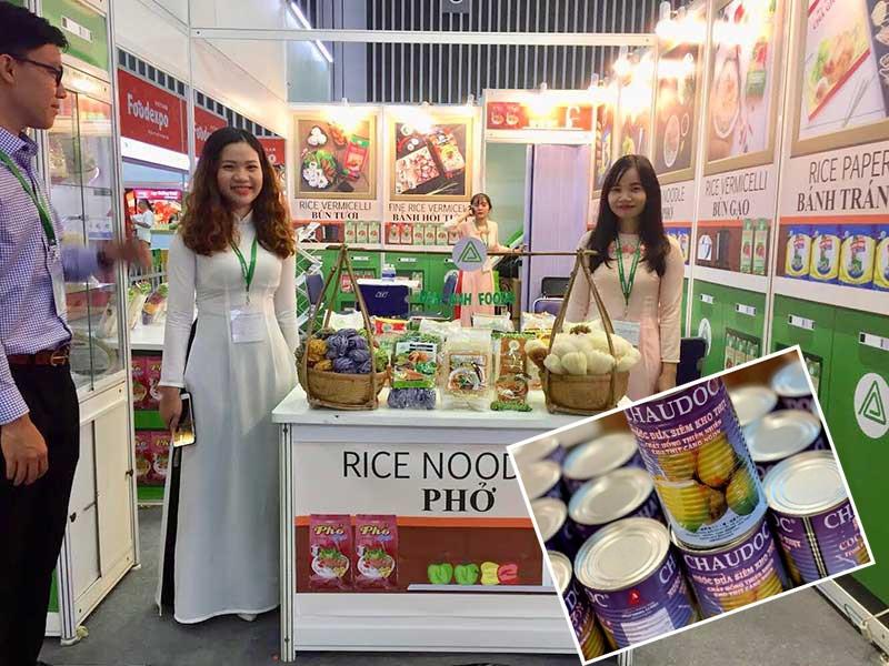 Thái Lan, Đài Loan… kiếm bộn tiền nhờ đặc sản Việt - ảnh 1
