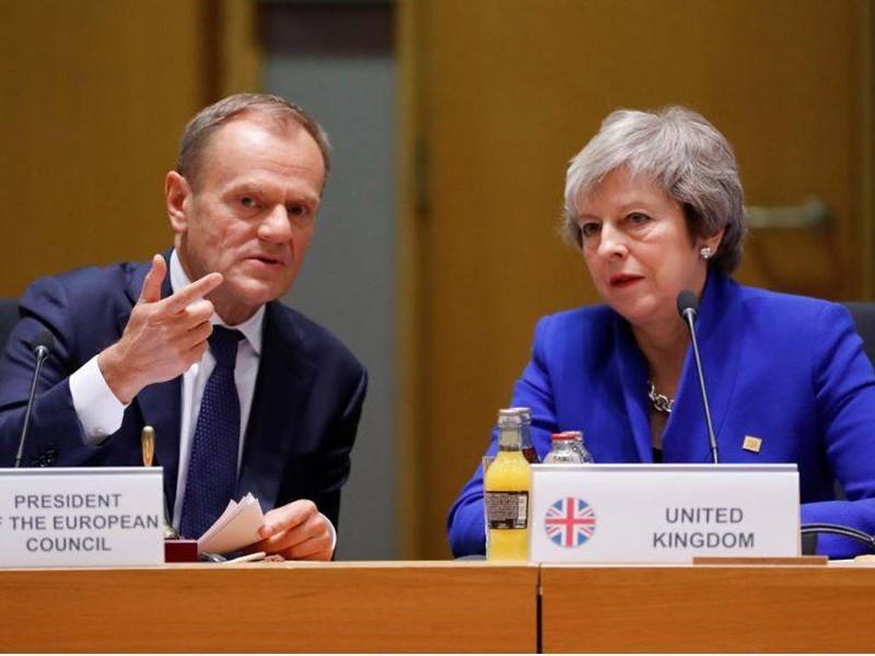 EU đã gật đầu kế hoạch Brexit của Anh - ảnh 1