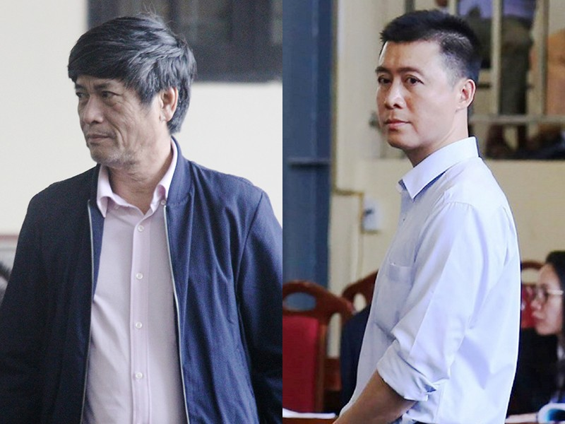 Ngày 30-11 tuyên án hai cựu tướng công an - ảnh 1
