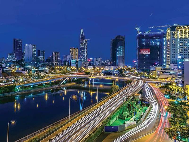 TP.HCM sắp vận hành 4 trung tâm trong đề án đô thị thông minh - ảnh 1