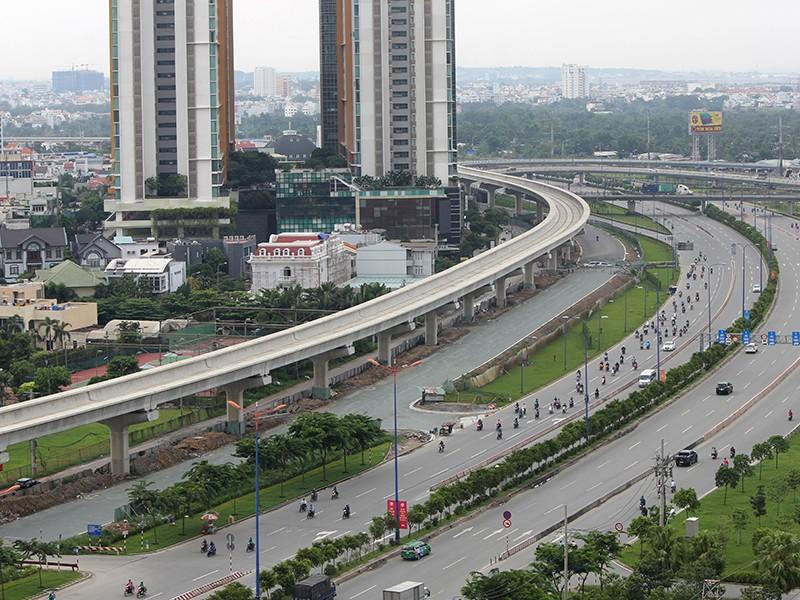 TP.HCM: Tính cơ chế đặc thù cho dự án giao thông cấp bách - ảnh 1
