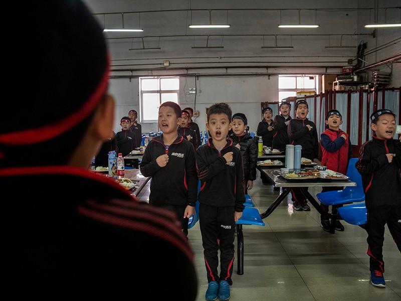 Trường đào tạo 'đàn ông đích thực' ở Trung Quốc - ảnh 2