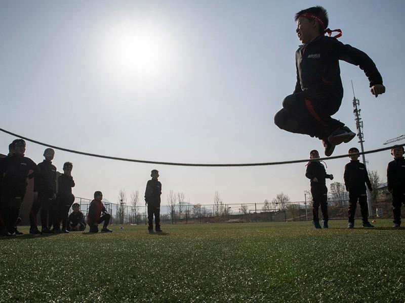 Trường đào tạo 'đàn ông đích thực' ở Trung Quốc - ảnh 3