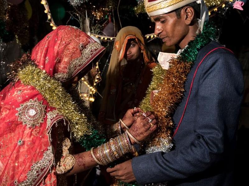 Bi đát những cô dâu trẻ em ở Ấn Độ - ảnh 1