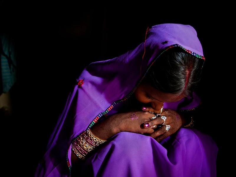 Bi đát những cô dâu trẻ em ở Ấn Độ - ảnh 2