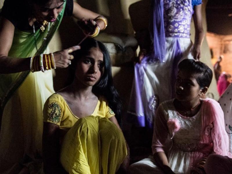 Bi đát những cô dâu trẻ em ở Ấn Độ - ảnh 3