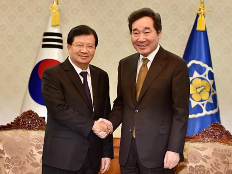 Quan hệ Việt - Hàn phát triển ngày càng sâu rộng, hiệu quả - ảnh 1