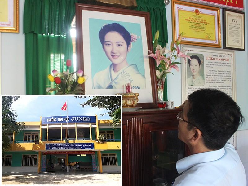 Cô gái Nhật Bản và 'trái tim' gửi lại Việt Nam - ảnh 1