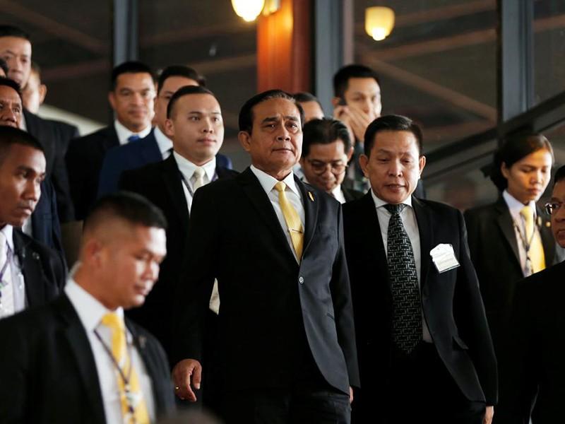 Sau nhiều lần trì hoãn, Thái Lan xác định bầu cử vào năm tới - ảnh 1