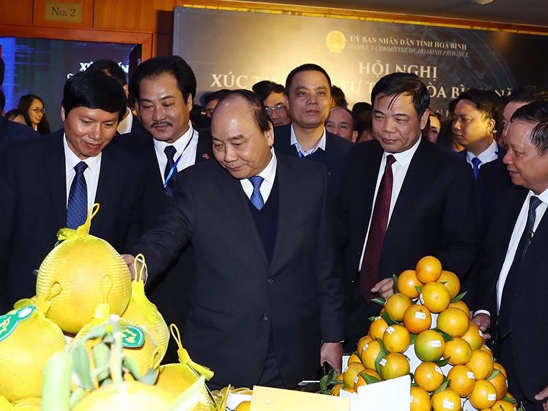 Thủ tướng kỳ vọng động lực phát triển từ hành lang kinh tế mới - ảnh 1