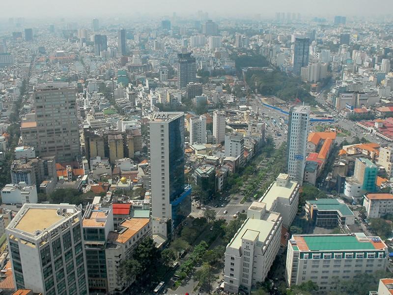 Cấm xây mới chung cư cao tầng ở quận 1, 3? - ảnh 2