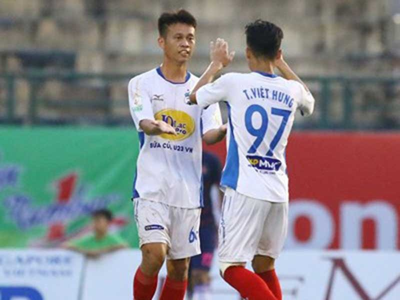 BTV Cup Number 1-2018: HA Gia Lai muốn bật nắp Champagne - ảnh 1