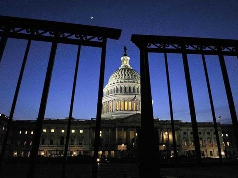 Chính phủ Mỹ đóng cửa '2 năm' - ảnh 1