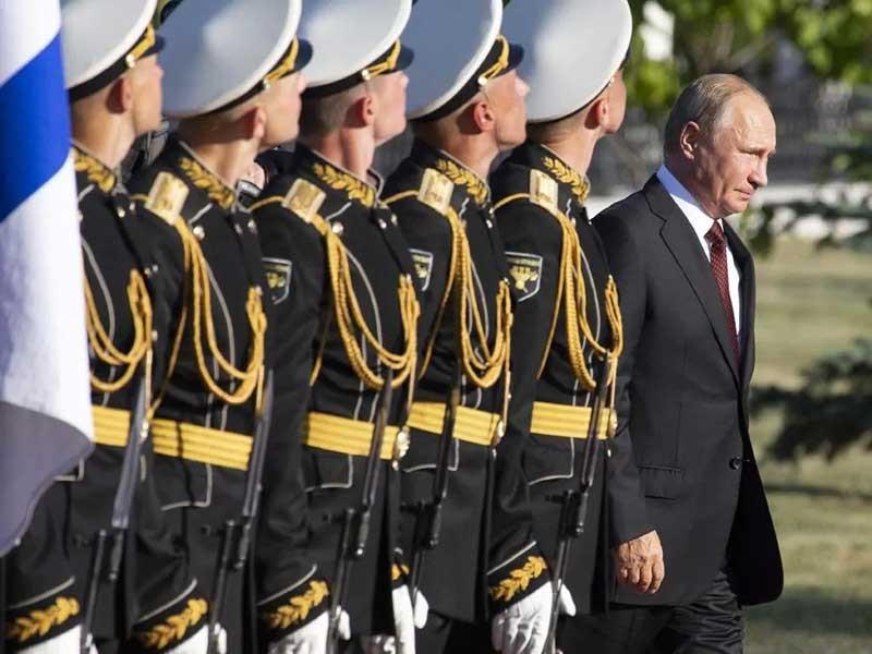 Ông Putin tung 'siêu vũ khí' nhằm vào phương Tây - ảnh 1