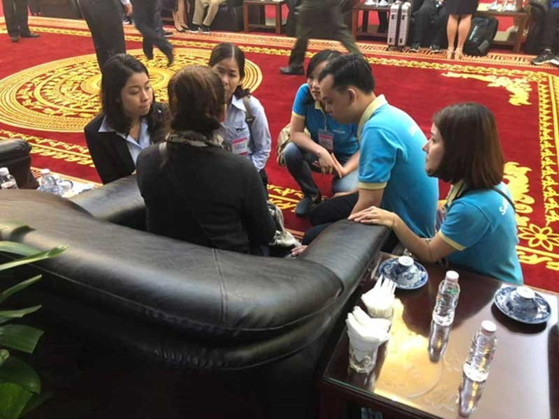 9 du khách Việt trở về từ Ai Cập - ảnh 1