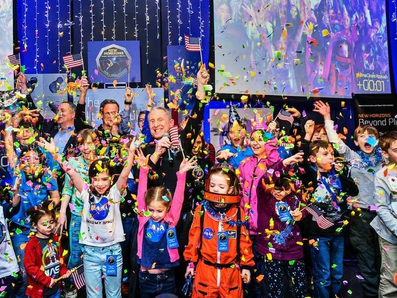 Tàu thám hiểm NASA lập kỷ lục lịch sử - ảnh 1