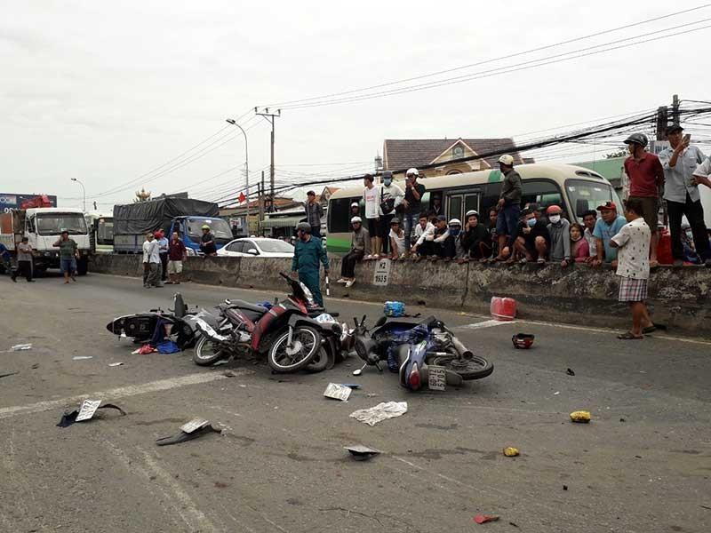 'Xem xét thu bằng lái vĩnh viễn tài xế gây tai nạn' - ảnh 2