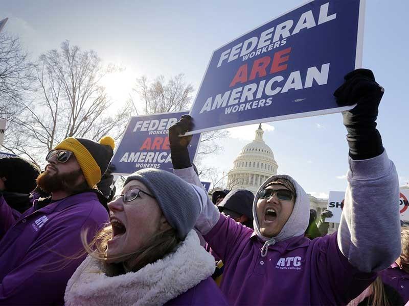 Người Mỹ lao đao vì chính phủ đóng cửa - ảnh 1