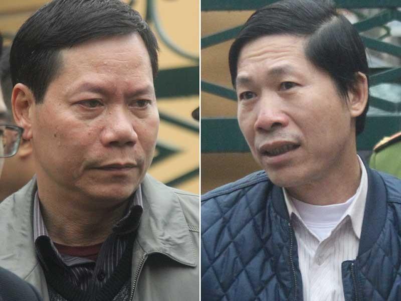 Vụ BS Lương: Bào chữa của 2 cựu lãnh đạo bệnh viện - ảnh 1