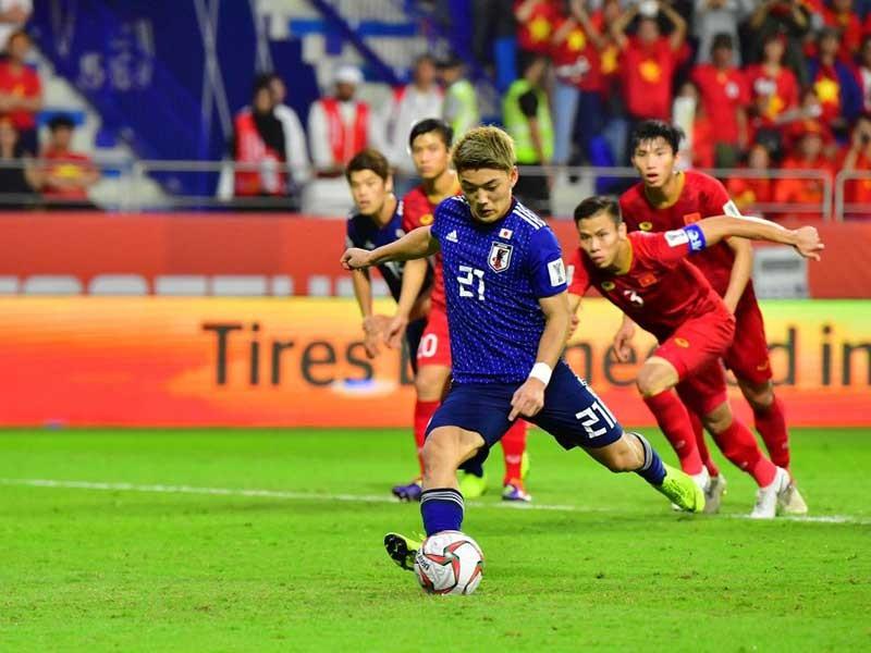 Việt Nam-Nhật Bản (0-1): Đã chiến đấu hết sức, hãy ngẩng đầu! - ảnh 1