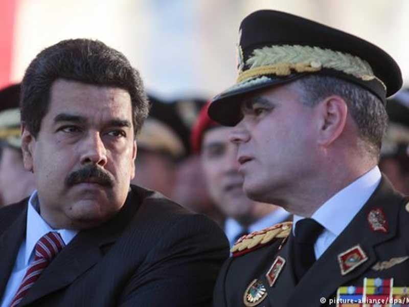 Căng thẳng chuyện 'đi hay ở' của Mỹ ở Venezuela - ảnh 1