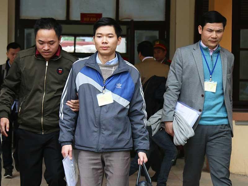 BS Hoàng Công Lương bị phạt 42 tháng tù - ảnh 1