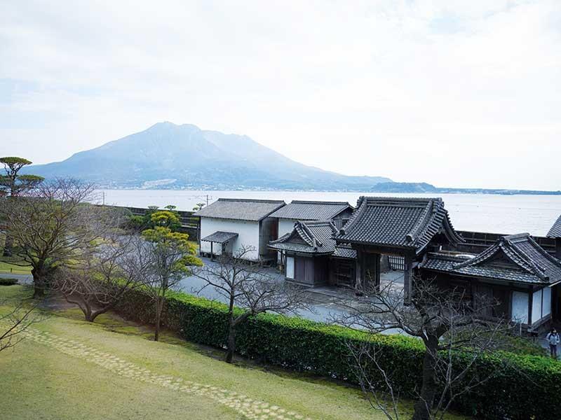 Khám phá vùng đất núi lửa Kagoshima - ảnh 1