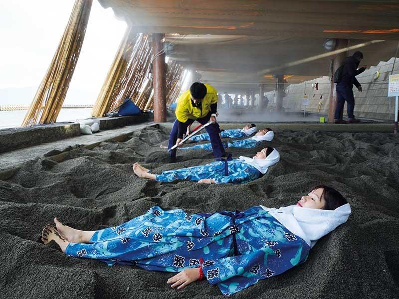 Khám phá vùng đất núi lửa Kagoshima - ảnh 3
