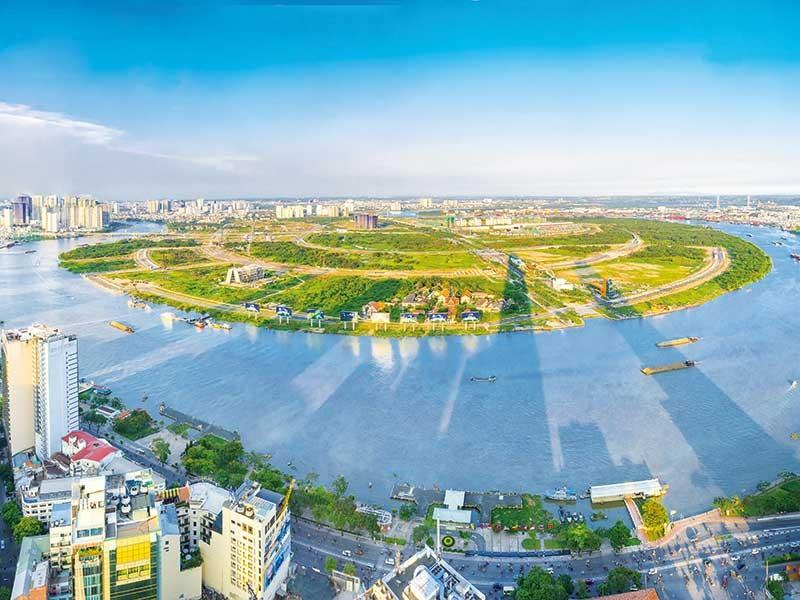 Sài Gòn, phố của sông hay sông của phố - ảnh 1